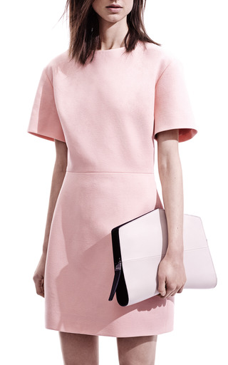 Pebble Crepe Jersey Dress by NARCISO RODRIGUEZ for Preorder on Moda Operandi