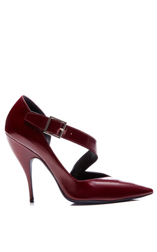Medium narciso rodriguez red julianna pump