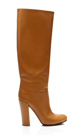 Medium proenza schouler brown tall heeled boot 2