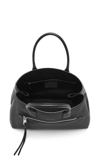 The Big Big Apple Grained Leather Tote by MARC JACOBS Now Available on Moda Operandi