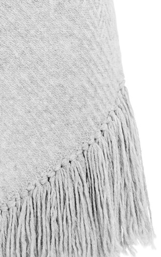 Fringed Knit Wool Skirt by THAKOON ADDITION Now Available on Moda Operandi