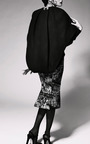 Python Floral Jacquard Dress by ZAC POSEN for Preorder on Moda Operandi