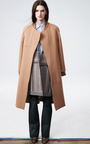 Doubleface Compact Coating Bomber Trench by THAKOON for Preorder on Moda Operandi