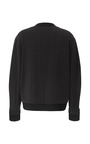 Striped Suiting Pullover by THAKOON for Preorder on Moda Operandi