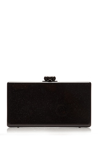 Jean Hearts Clutch by EDIE PARKER for Preorder on Moda Operandi