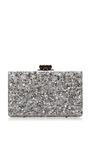 Minnie Silver Star Clutch by EDIE PARKER for Preorder on Moda Operandi