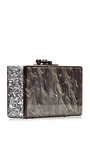 Minnie Ribbon Clutch by EDIE PARKER for Preorder on Moda Operandi