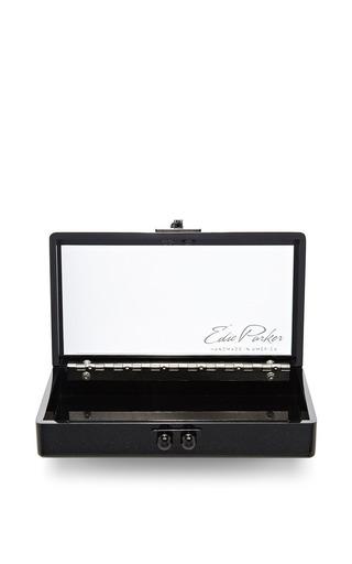 Jean Stars Glitter Acrylic Clutch by EDIE PARKER Now Available on Moda Operandi