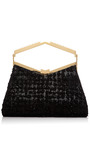 Minuit Minaudiere With Revolving Handle by J. MENDEL for Preorder on Moda Operandi
