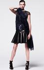 Skirt With Box Pleats by J. MENDEL for Preorder on Moda Operandi