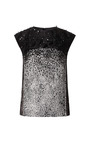 Embroidered Shell Top With Yoke by J. MENDEL for Preorder on Moda Operandi