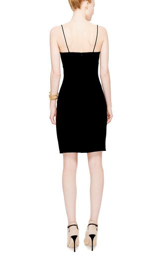 Silk Bow Waist Sheath Dress by PRABAL GURUNG Now Available on Moda Operandi