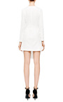 Manera Angled Hem Crepe Dress by OPENING CEREMONY Now Available on Moda Operandi