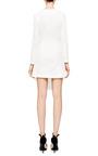 Manera Angled Hem Crepe Dress by OPENING CEREMONY Now Available on Moda Operandi