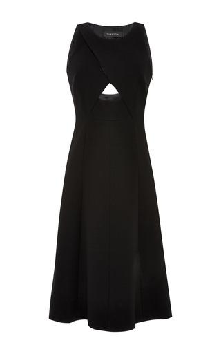 Medium thakoon black sleeveless cut out dress 2