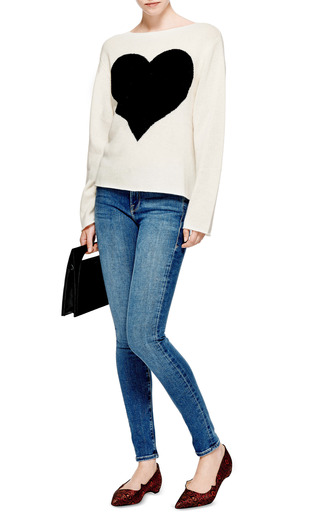 Heart Jumper by KARLA ŠPETIC Now Available on Moda Operandi