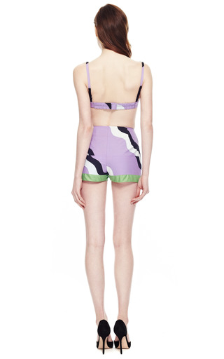 Jeremy Scott Bra And Shorts Twin Set by VINTAGE VANGUARD for Preorder on Moda Operandi
