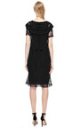 Marc Jacobs Lace T Shirt Dress With Passementerie Trim by VINTAGE VANGUARD for Preorder on Moda Operandi