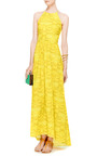 Corset Back Maxi Dress by TIBI Now Available on Moda Operandi