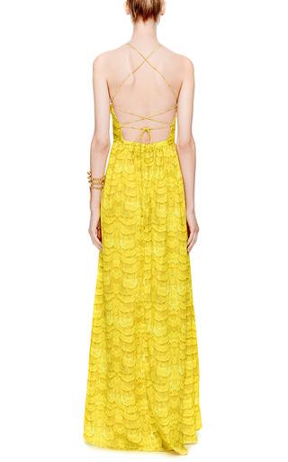 Corset Back Maxi Dress by TIBI Now Available on Moda Operandi