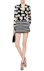 Woven Striped Shorts by TIBI Now Available on Moda Operandi