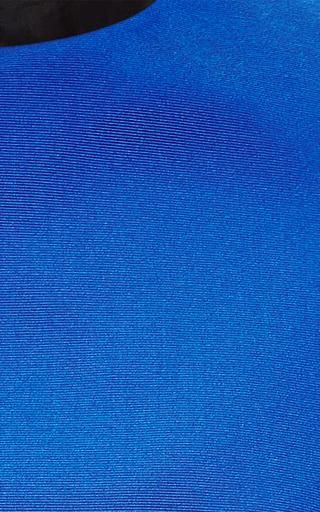 Katia Cropped Faille Top by TIBI Now Available on Moda Operandi