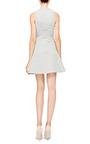 Rime Jacquard A Line Dress by TIBI Now Available on Moda Operandi