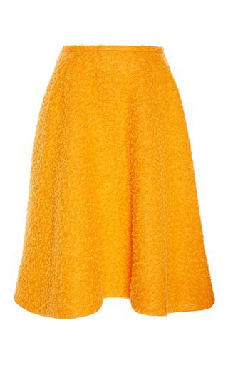 Medium rochas yellow light casentino a line skirt