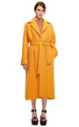Light Casentino Wrap Coat by ROCHAS for Preorder on Moda Operandi