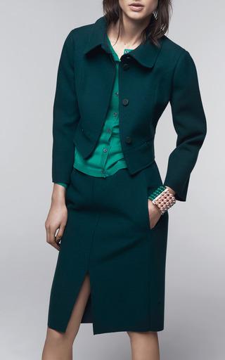 Merinos Cardigan by NINA RICCI for Preorder on Moda Operandi