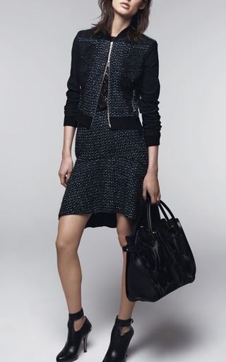 Tweed Skirt by NINA RICCI for Preorder on Moda Operandi