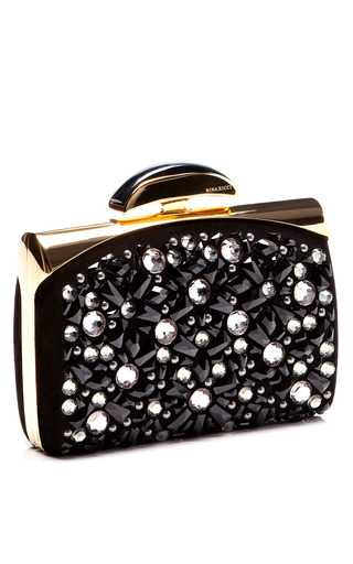 Le Bal Minaudiere With Swarovski Elements by NINA RICCI for Preorder on Moda Operandi