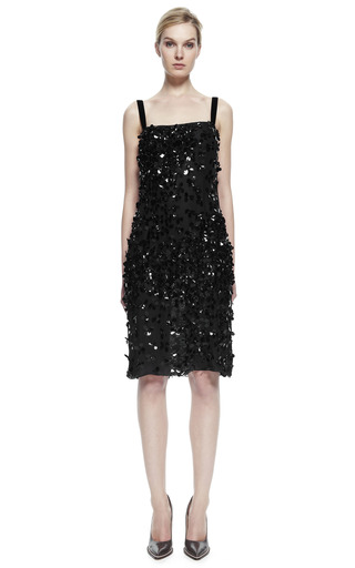 Sequined Dress by NINA RICCI for Preorder on Moda Operandi