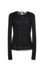 Lace T Shirt by NINA RICCI for Preorder on Moda Operandi