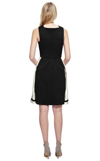 Box Pleat Party Dress by KATIE ERMILIO for Preorder on Moda Operandi