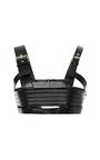 Buckle Front Harness Bra Top by FAUSTO PUGLISI for Preorder on Moda Operandi