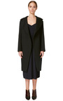 Double Face Yarn Dyed Coat by MARNI for Preorder on Moda Operandi