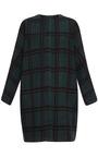 Pressed Wool Check Coat by MARNI for Preorder on Moda Operandi