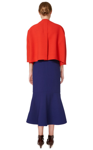 Double Face Crepe Skirt by MARNI for Preorder on Moda Operandi