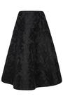 Macro Flower Jacquard Skirt by MARNI for Preorder on Moda Operandi