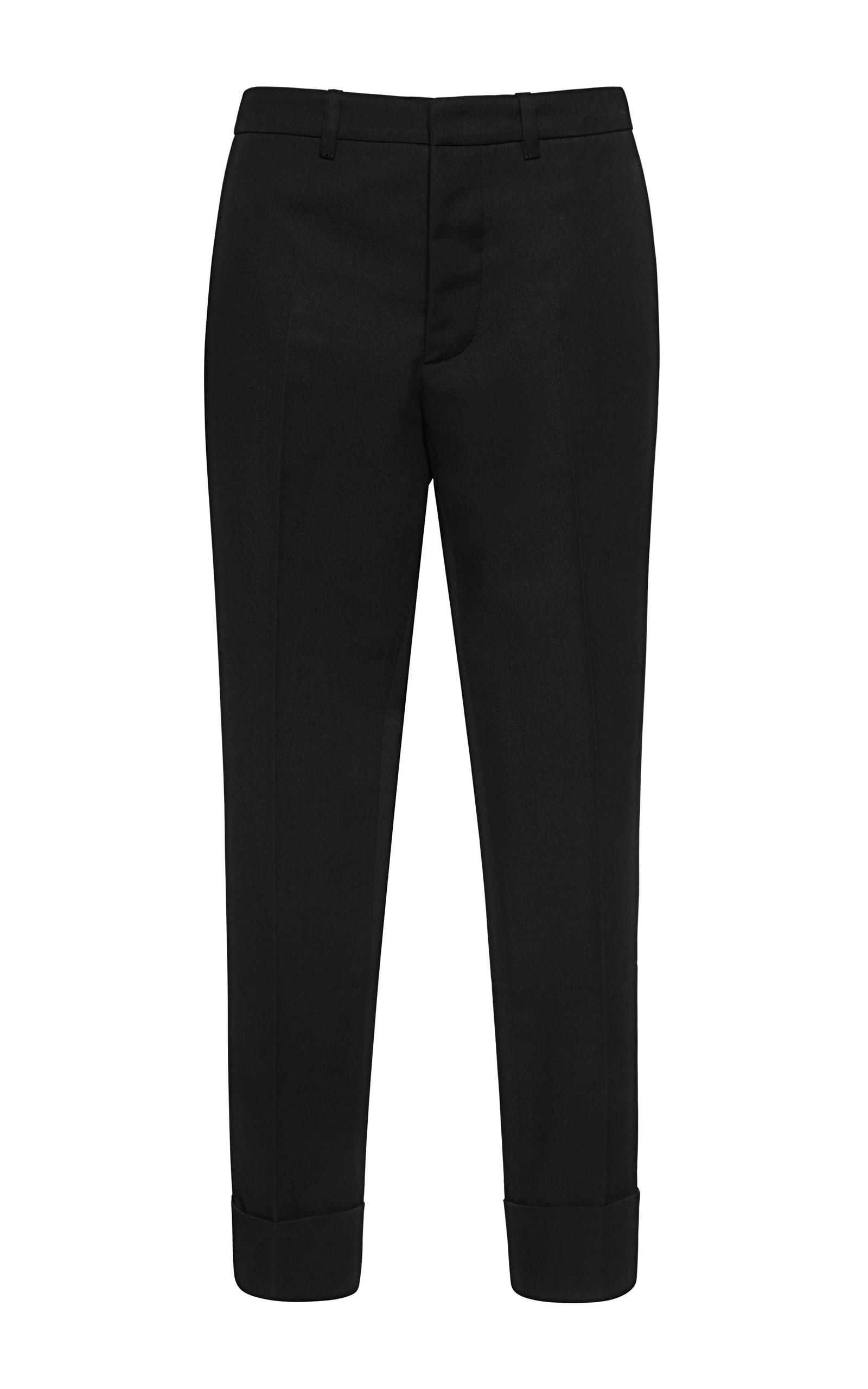 956b70828 Yarn Dyed Wool Gabardine Trouser by Marni