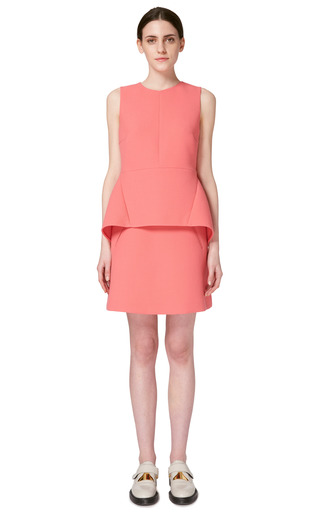 Double Face Crepe Tank Top by MARNI for Preorder on Moda Operandi