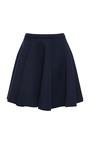 Fleece Circle Skirt by MSGM for Preorder on Moda Operandi