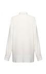 Georgette Shirt by MSGM for Preorder on Moda Operandi
