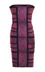 Elastic Cinch Bandeau Dress by CHRISTOPHER KANE for Preorder on Moda Operandi