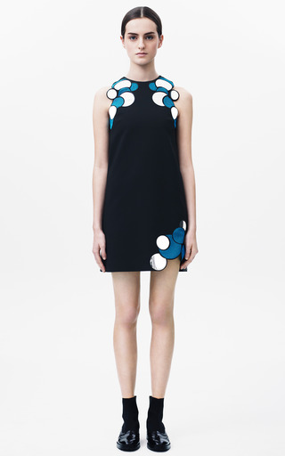 Molecule Shoulder Shift Dress by CHRISTOPHER KANE Now Available on Moda Operandi