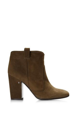 Medium laurence dacade green pete low boots 2