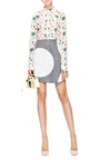 Sequined Mini Skirt by SUNO Now Available on Moda Operandi