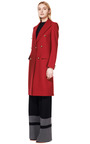 Double Serge Wool Trench Coat by SONIA RYKIEL for Preorder on Moda Operandi