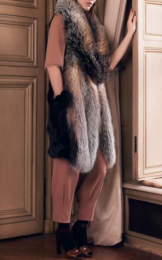 Wool Crepe Tee by SONIA RYKIEL for Preorder on Moda Operandi